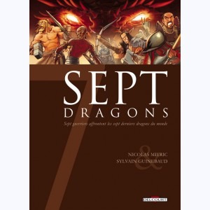 Sept : Tome 12, Sept dragons
