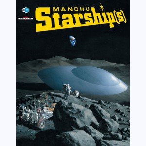 Art of Manchu : Tome 2, Starship(s)