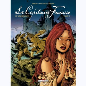 Le Capitaine Fracasse : Tome 3
