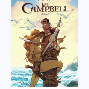 Les Campbell : Tome 3, Kidnappé !