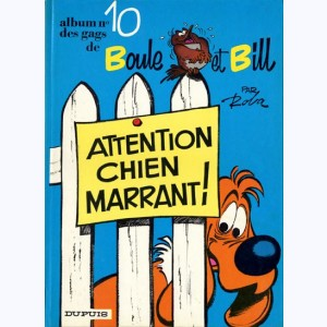 Boule & Bill : Tome 10, Attention, chien marrant !