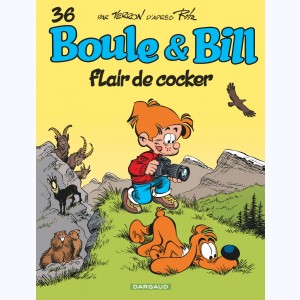 Boule & Bill : Tome 36, Flair de cocker