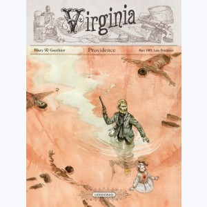 Virginia : Tome 3, Providence