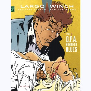 Largo Winch : Tome (3 et 4), Dyptique