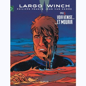 Largo Winch : Tome (9 et 10), Dyptique