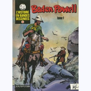 Baden-Powell : Tome 1