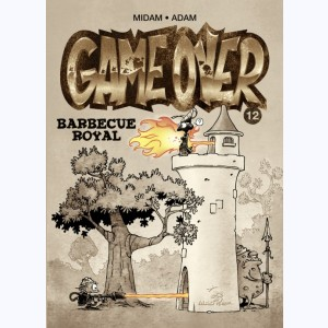 Game Over : Tome 12, Barbecue royal