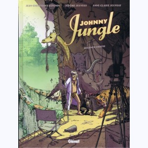 Johnny Jungle : Tome 2, Seconde partie