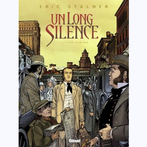 Un long silence : Tome 1, Pink Flamingo