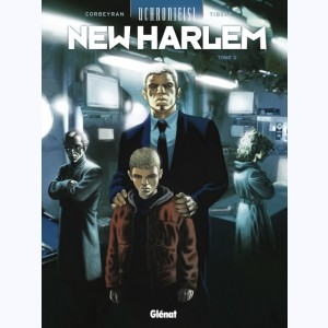 Uchronie(s) : Tome 3, New Harlem - Révisionnisme
