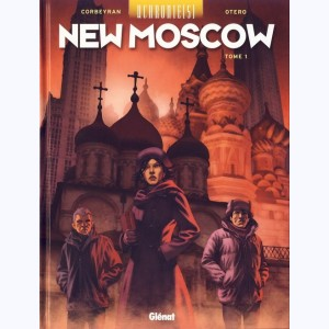 Uchronie(s) : Tome 1, New Moscow