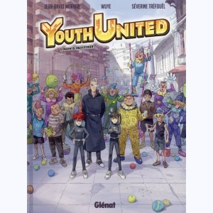 Youth United : Tome 1, Agents du voyage