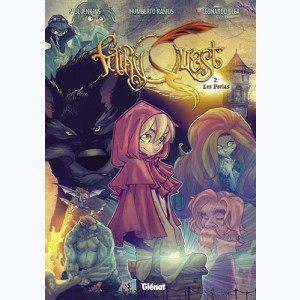 Fairy Quest : Tome 2, Les parias