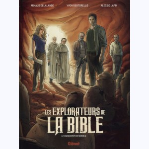 Les explorateurs de la Bible, Le manuscrit de Sokoka