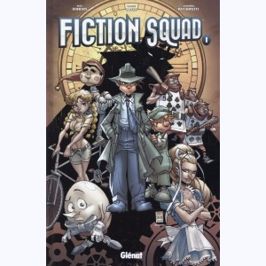 Fiction Squad : Tome 1