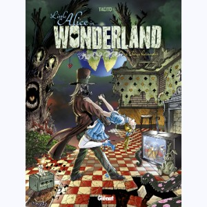 Little Alice in Wonderland : Tome 2, Tango baïonnette