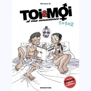 Toi & Moi et ma conscience : Tome 2, 1+1=2