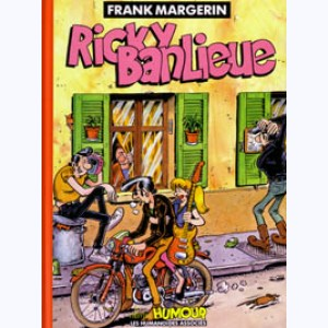 Ricky : Tome 1, Ricky Banlieue