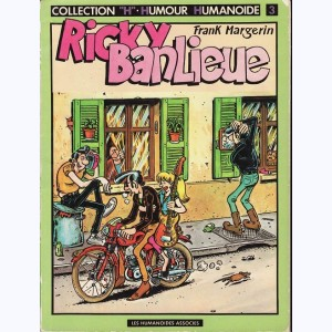 3 : Ricky : Tome 1, Ricky Banlieue