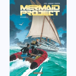 Mermaid Project : Tome 4