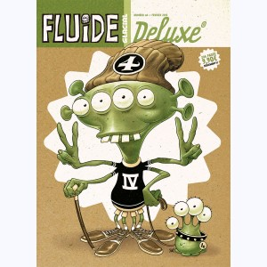 Fluide Glacial Deluxe : Tome 4