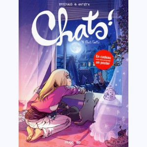 Chats ! : Tome 4, Chats Touille