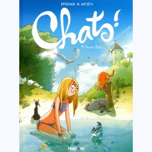 Chats ! : Tome 5, Poissons Chats