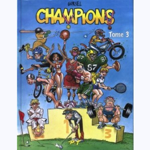 Champions : Tome 3