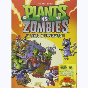 Plants vs. zombies : Tome 2, Le temps de l'apocalypse !