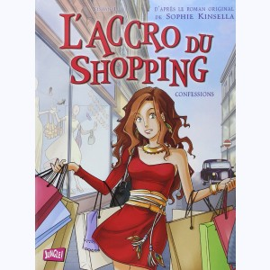 L'accro du Shopping, Confessions