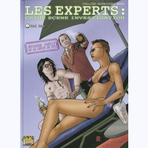 Les Experts : Tome 2, Bad Rap