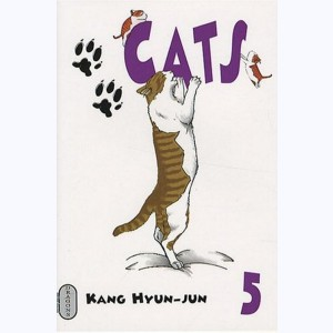 Cats : Tome 5