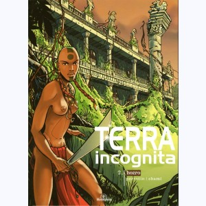 Terra Incognita : Tome 2 Cycle 1, Hozro