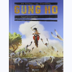 Gung Ho : Tome 2.2, Court-circuit (Grand Format)