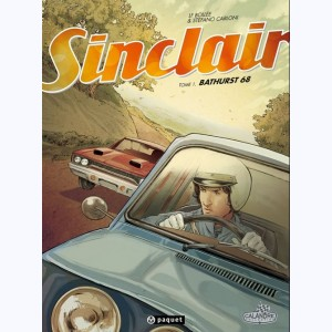 Sinclair : Tome 1, Bathurst 68