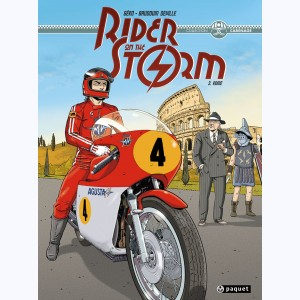 Rider On The Storm : Tome 3, Rome