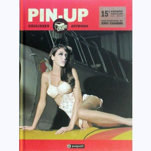 Pin-Up Coulisses - Artbook
