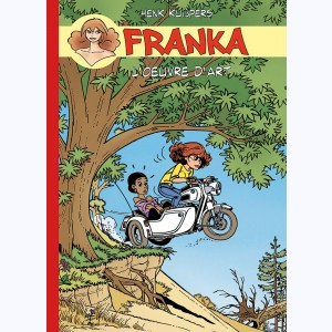 Franka : Tome 2, L'oeuvre d'art