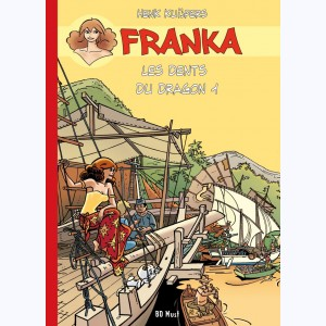 Franka : Tome 1, Les dents du dragon (1)
