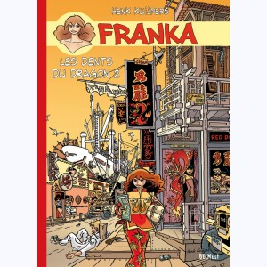 Franka : Tome 2, Les dents du dragon (2)