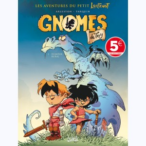 Gnomes de Troy : Tome 1, Humour rural