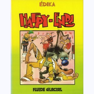 Édika : Tome 7, Happy-ends