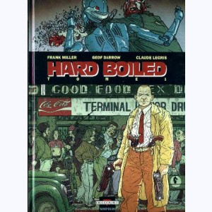 Hard Boiled : Tome 1
