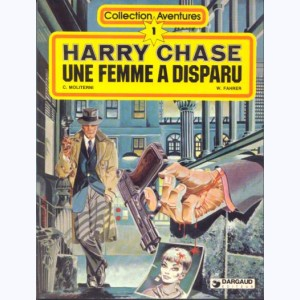 Harry Chase : Tome 1, Une femme a disparu