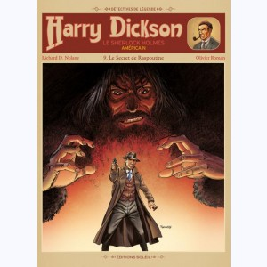 Harry Dickson (Nolane) : Tome 9, Le secret de Raspoutine