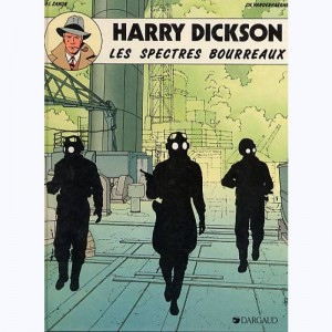 Harry Dickson : Tome 2, Les spectres bourreaux
