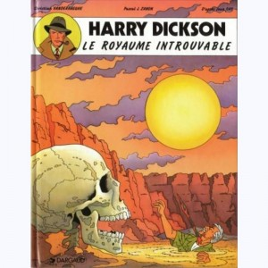 Harry Dickson : Tome 4, Le royaume introuvable