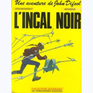 L'incal : Tome 1, L'incal noir