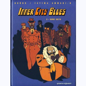 Inner city blues : Tome 3, Yaphet Kotto
