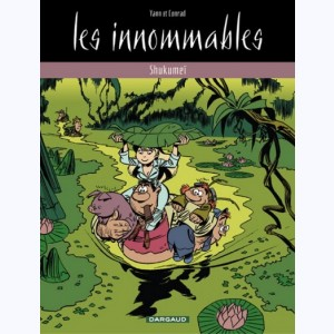 Les Innommables : Tome 1, Shukumeï
